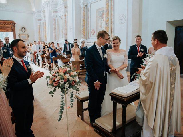 Il matrimonio di Joram e Claudia a Poggibonsi, Siena 27