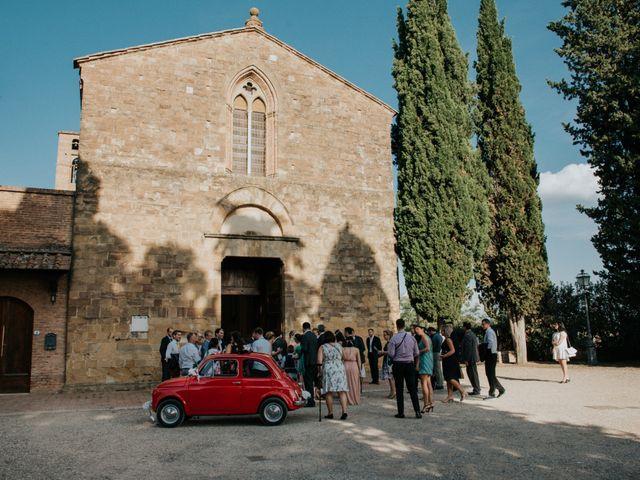 Il matrimonio di Joram e Claudia a Poggibonsi, Siena 29