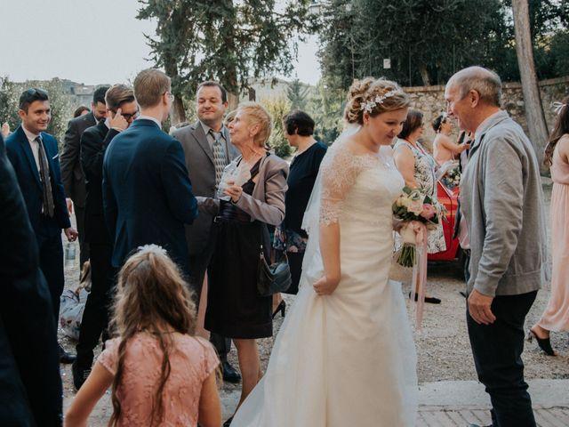 Il matrimonio di Joram e Claudia a Poggibonsi, Siena 30