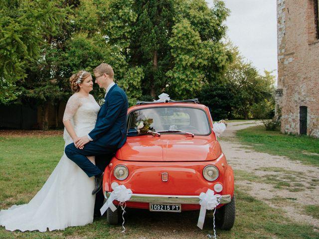 Il matrimonio di Joram e Claudia a Poggibonsi, Siena 32