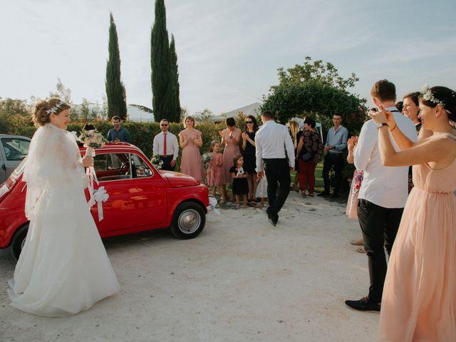Il matrimonio di Joram e Claudia a Poggibonsi, Siena 33