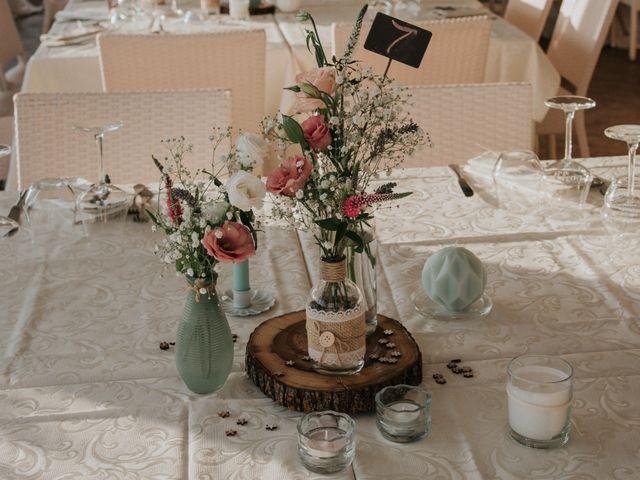 Il matrimonio di Joram e Claudia a Poggibonsi, Siena 35