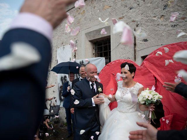 Il matrimonio di Luca e Aleksandra a Malo, Vicenza 8