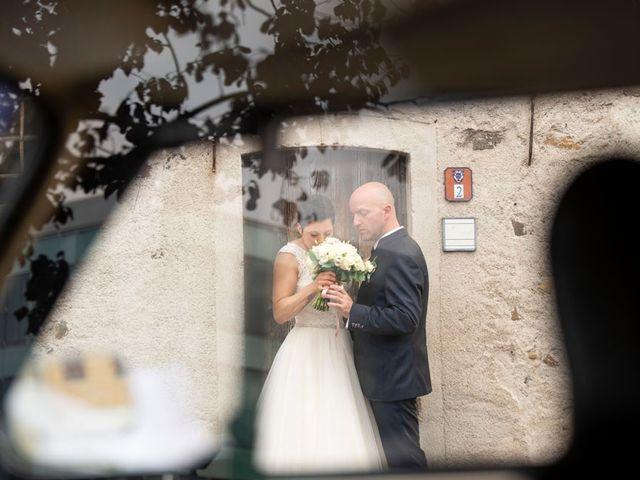 Il matrimonio di Luca e Aleksandra a Malo, Vicenza 9