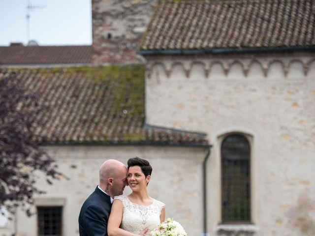 Il matrimonio di Luca e Aleksandra a Malo, Vicenza 11