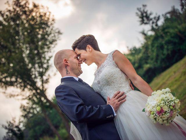 Il matrimonio di Luca e Aleksandra a Malo, Vicenza 14