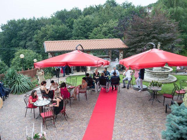 Il matrimonio di Luca e Aleksandra a Malo, Vicenza 18