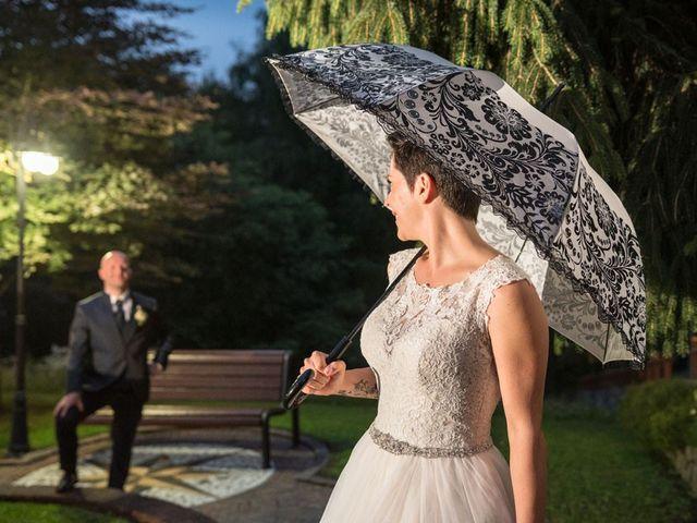 Il matrimonio di Luca e Aleksandra a Malo, Vicenza 20