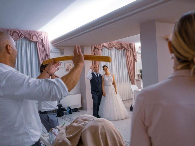 Il matrimonio di Luca e Aleksandra a Malo, Vicenza 21