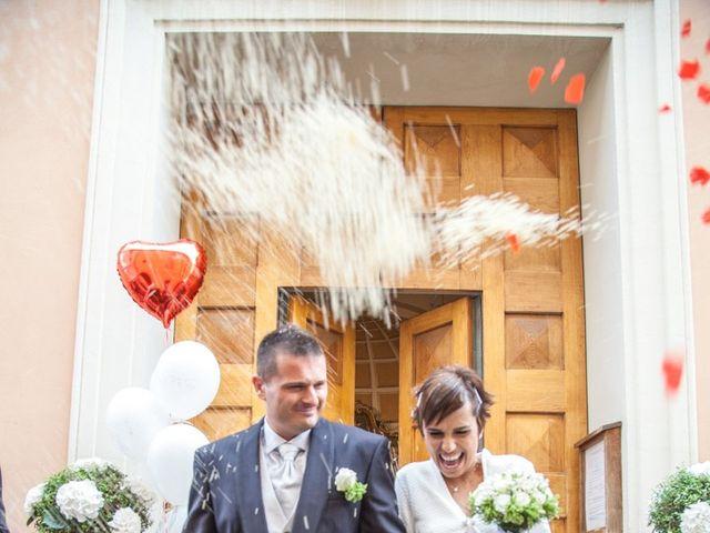 Il matrimonio di Andrea e Francesca a Imola, Bologna 20