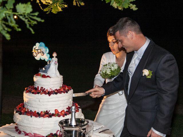 Il matrimonio di Andrea e Francesca a Imola, Bologna 36