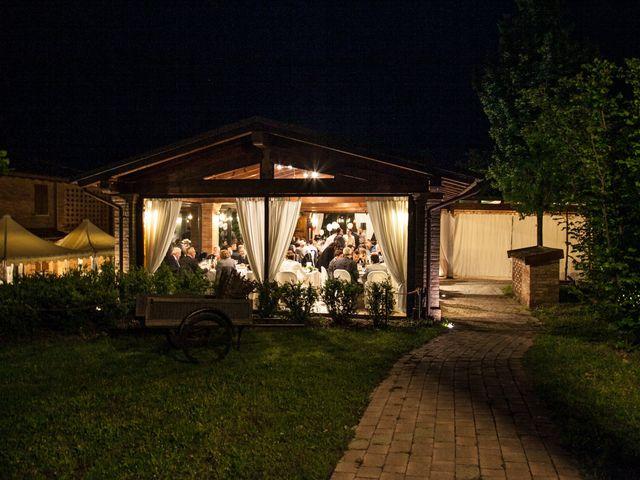 Il matrimonio di Andrea e Francesca a Imola, Bologna 8