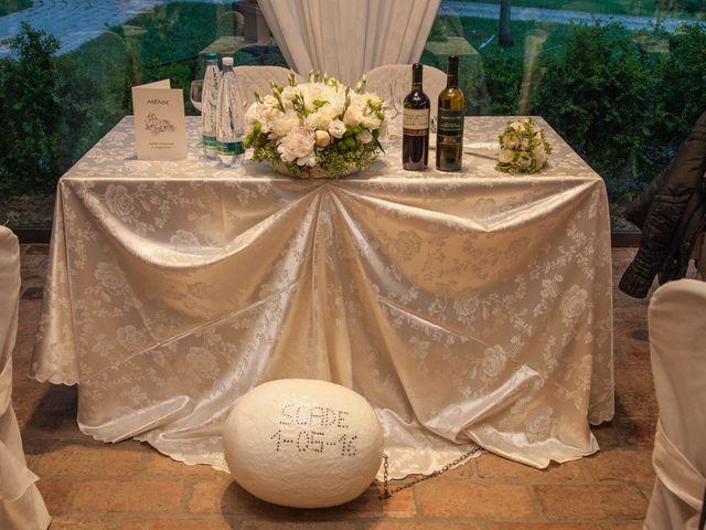Il matrimonio di Andrea e Francesca a Imola, Bologna 27