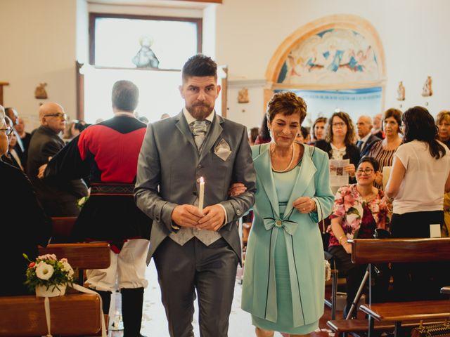 Il matrimonio di Roberto e Antonella a San Teodoro, Sassari 9