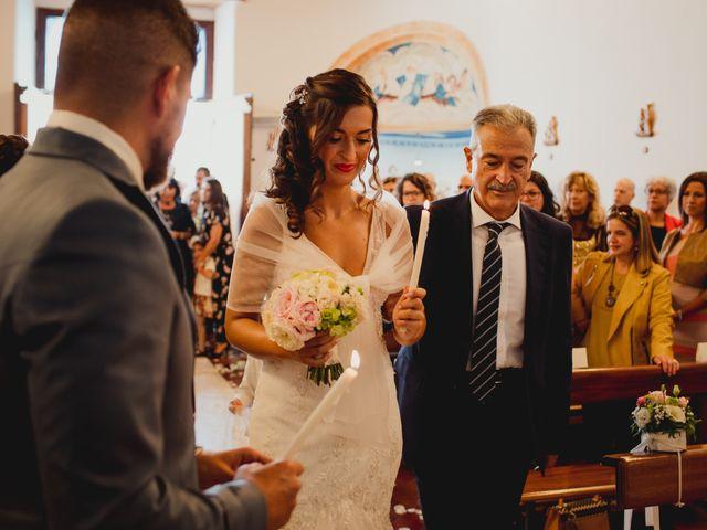 Il matrimonio di Roberto e Antonella a San Teodoro, Sassari 10