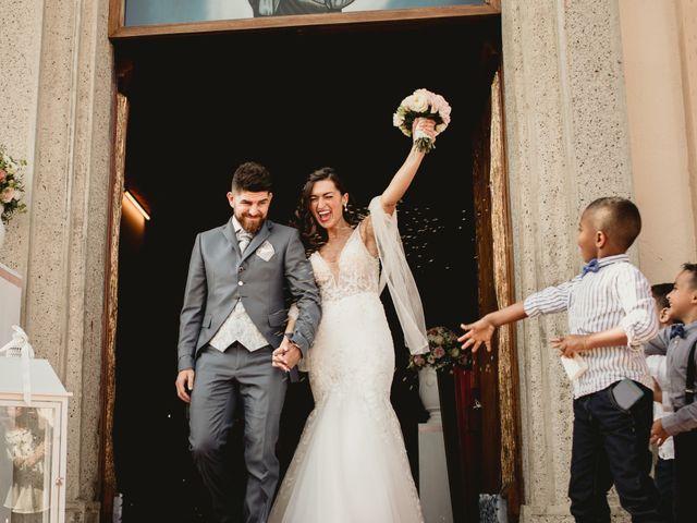 Il matrimonio di Roberto e Antonella a San Teodoro, Sassari 14