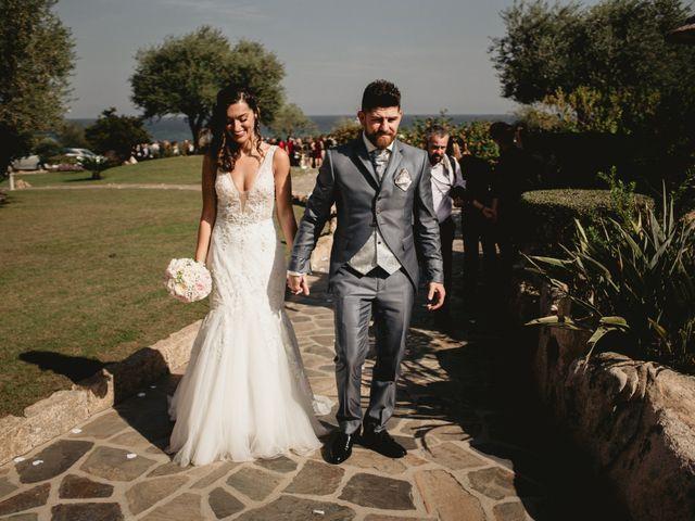 Il matrimonio di Roberto e Antonella a San Teodoro, Sassari 17