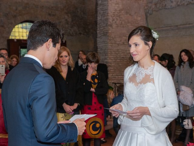 Il matrimonio di Leandro e Manuela a Roma, Roma 19