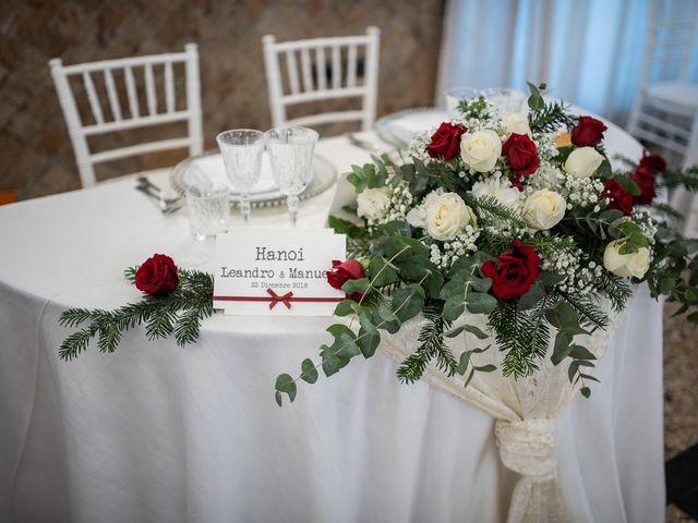 Il matrimonio di Leandro e Manuela a Roma, Roma 23