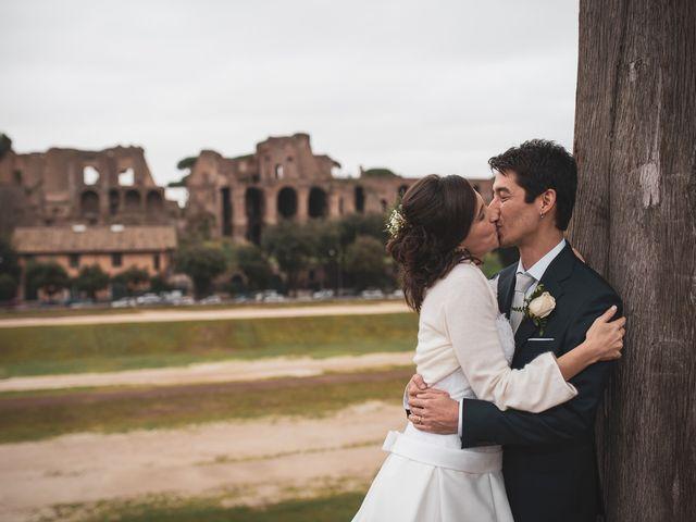 Il matrimonio di Leandro e Manuela a Roma, Roma 31
