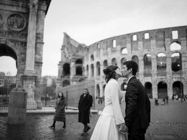 Il matrimonio di Leandro e Manuela a Roma, Roma 33