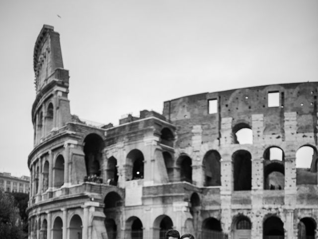 Il matrimonio di Leandro e Manuela a Roma, Roma 35