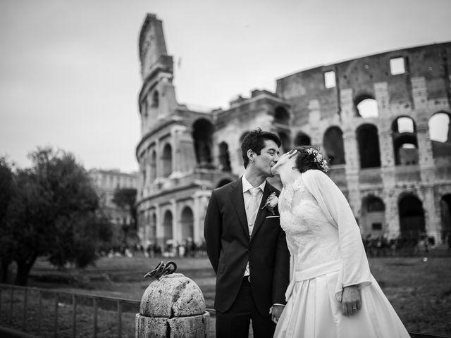 Il matrimonio di Leandro e Manuela a Roma, Roma 36