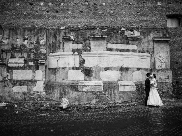 Il matrimonio di Leandro e Manuela a Roma, Roma 38