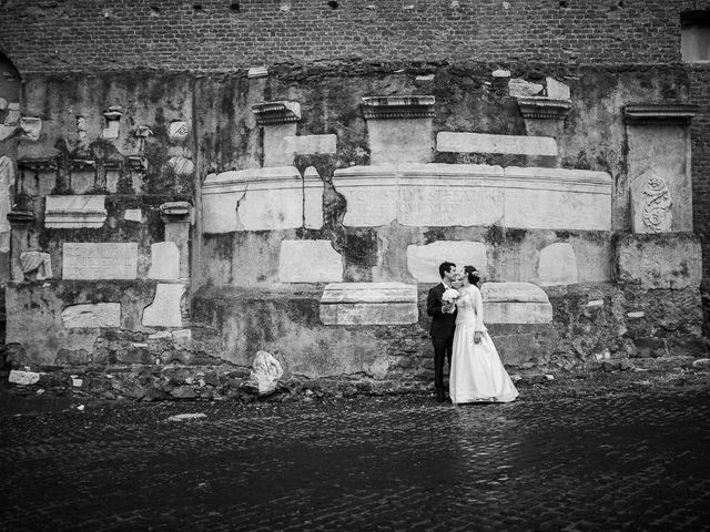 Il matrimonio di Leandro e Manuela a Roma, Roma 39