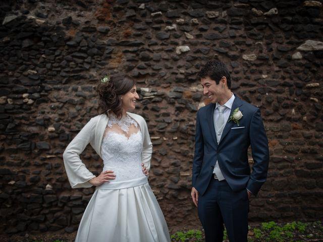 Il matrimonio di Leandro e Manuela a Roma, Roma 40