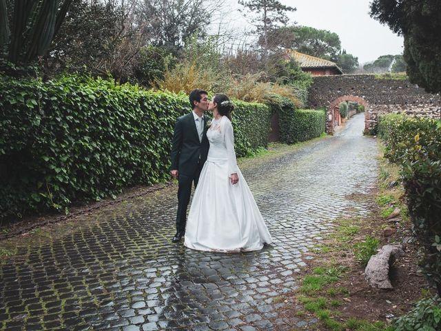 Il matrimonio di Leandro e Manuela a Roma, Roma 42