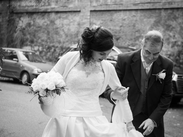 Il matrimonio di Leandro e Manuela a Roma, Roma 48
