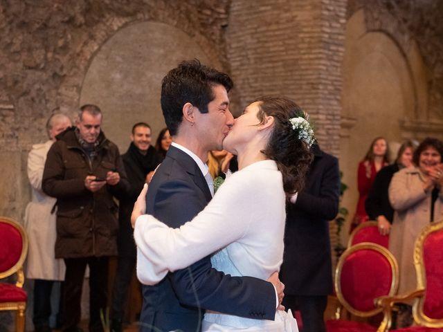 Il matrimonio di Leandro e Manuela a Roma, Roma 49