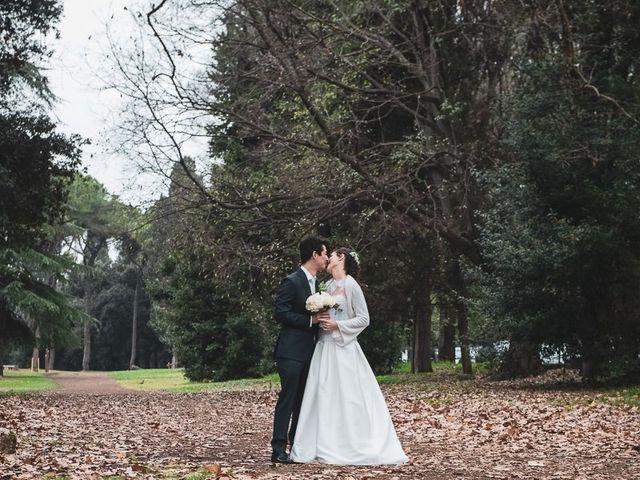 Il matrimonio di Leandro e Manuela a Roma, Roma 50