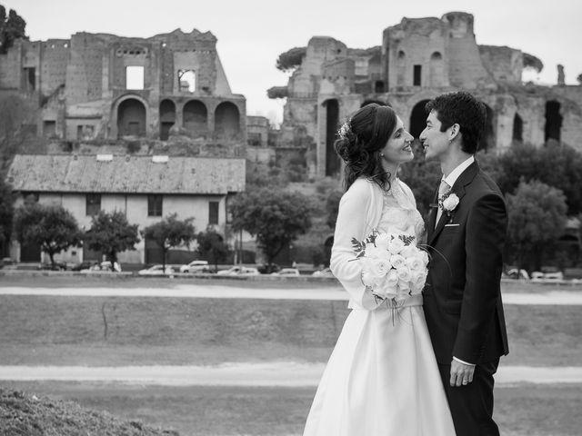 Il matrimonio di Leandro e Manuela a Roma, Roma 51