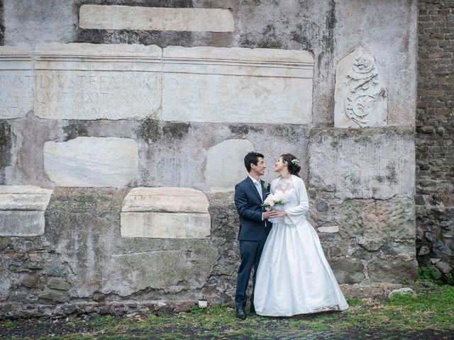 Il matrimonio di Leandro e Manuela a Roma, Roma 54