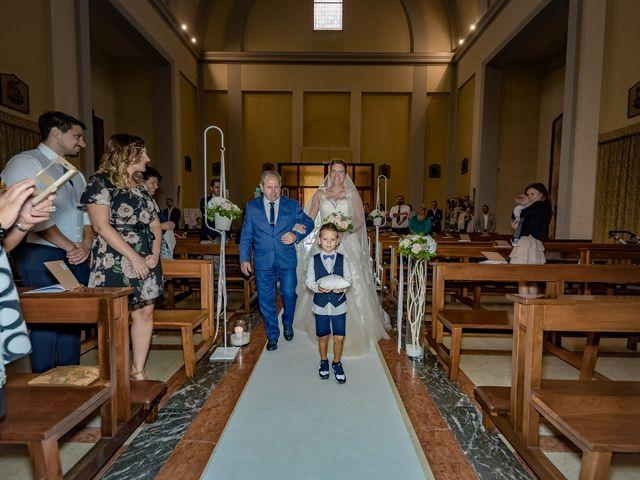Il matrimonio di Daniele e Erica a San Giorgio delle Pertiche, Padova 7