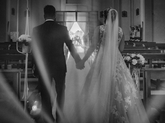 Il matrimonio di Daniele e Erica a San Giorgio delle Pertiche, Padova 10