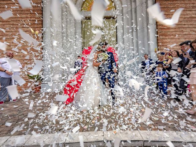 Il matrimonio di Daniele e Erica a San Giorgio delle Pertiche, Padova 11