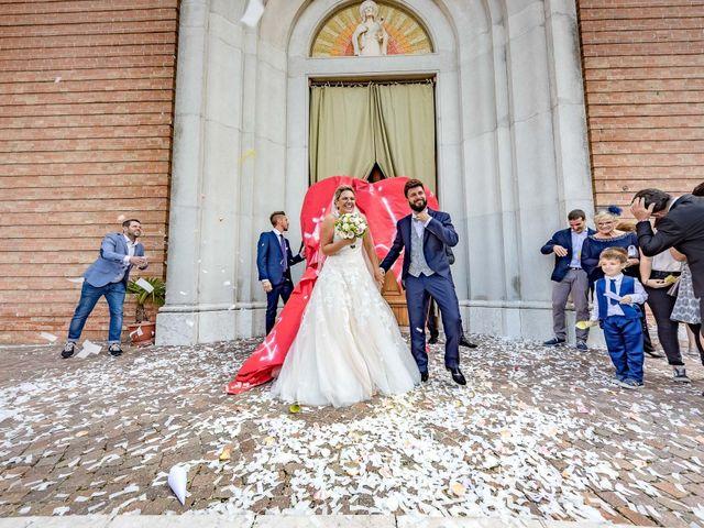 Il matrimonio di Daniele e Erica a San Giorgio delle Pertiche, Padova 12