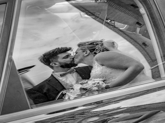 Il matrimonio di Daniele e Erica a San Giorgio delle Pertiche, Padova 13