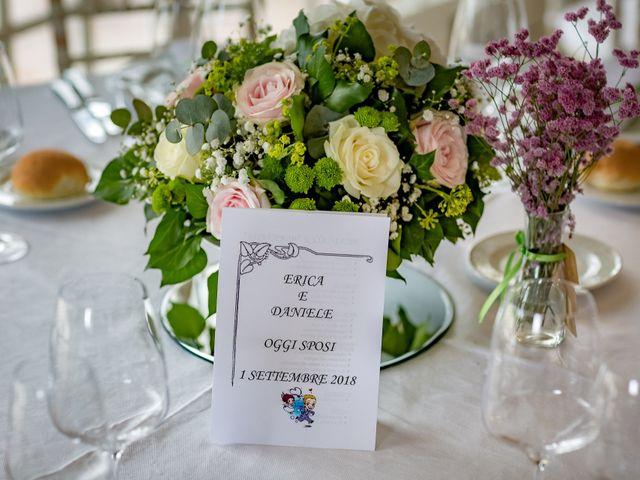 Il matrimonio di Daniele e Erica a San Giorgio delle Pertiche, Padova 15