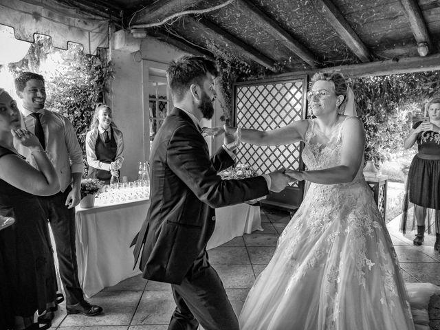 Il matrimonio di Daniele e Erica a San Giorgio delle Pertiche, Padova 23