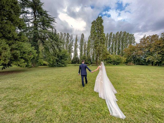 Il matrimonio di Daniele e Erica a San Giorgio delle Pertiche, Padova 25