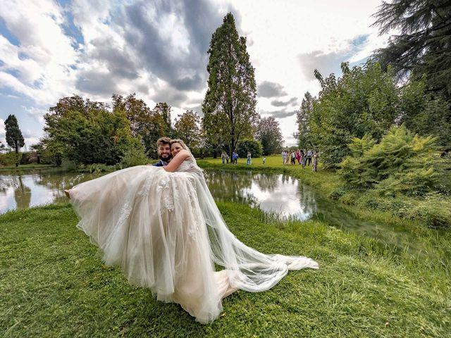 Il matrimonio di Daniele e Erica a San Giorgio delle Pertiche, Padova 27