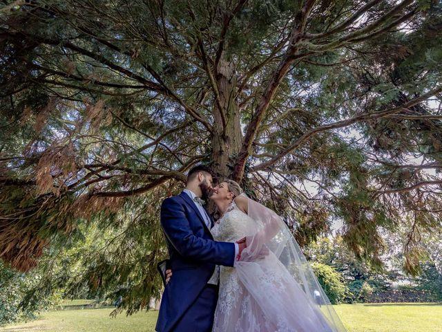 Il matrimonio di Daniele e Erica a San Giorgio delle Pertiche, Padova 28