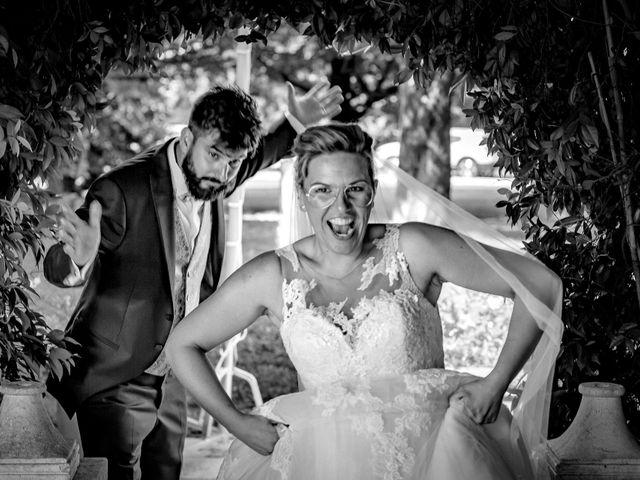 Il matrimonio di Daniele e Erica a San Giorgio delle Pertiche, Padova 31