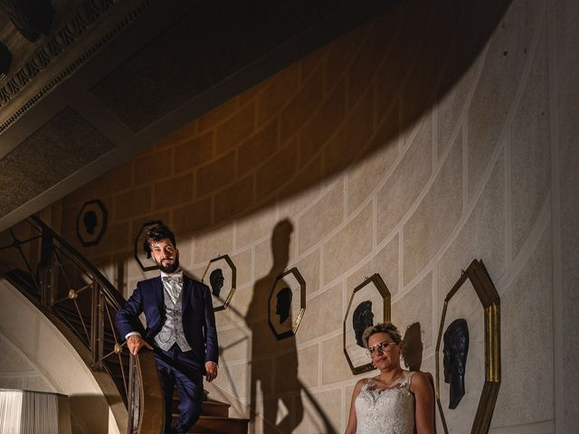 Il matrimonio di Daniele e Erica a San Giorgio delle Pertiche, Padova 40