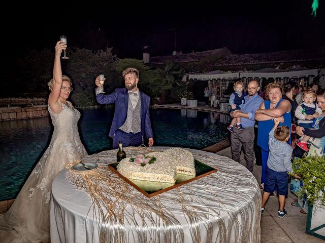 Il matrimonio di Daniele e Erica a San Giorgio delle Pertiche, Padova 43