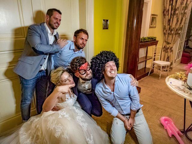 Il matrimonio di Daniele e Erica a San Giorgio delle Pertiche, Padova 49